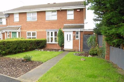3 bedroom semi-detached house for sale - Parkers Road, Coppenhall, Crewe, Cheshire