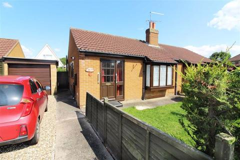 1 bedroom semi-detached bungalow for sale - West Drive, Nafferton, Driffiled, East Yorkshire