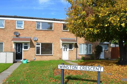 3 bedroom terraced house to rent - Winston Crescent, Biggleswade, SG18