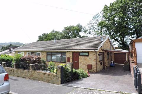 3 bedroom semi-detached bungalow for sale - Waun Daniel, Rhos