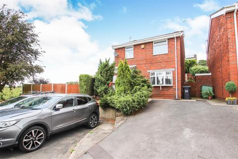 3 bedroom detached house for sale - Palatine Drive, Chesterton, Newcastle