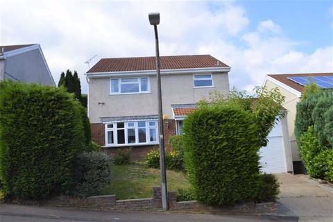 4 bedroom detached house for sale - Llwyn Mawr Close, Swansea, SA2