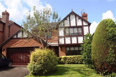 4 bedroom detached house for sale - Medway Close, Wilmslow