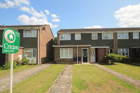 2 bedroom end of terrace house for sale - Shelley Road, Thatcham, RG18