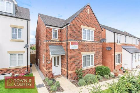 3 bedroom detached house for sale - Chester Road, Oakenholt, Flint, Flintshire