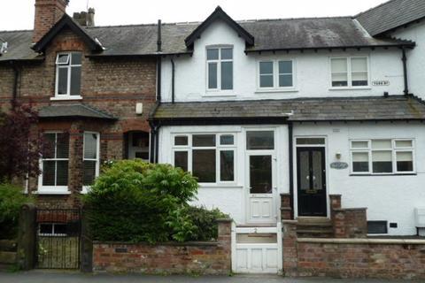 3 bedroom terraced house to rent - York Road, Bowdon, WA14 3EQ
