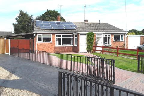 2 bedroom semi-detached bungalow for sale - 9 Hobbs View, WS15 1JA
