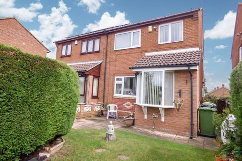 3 bedroom semi-detached house for sale - The Folds, Chilton Moor, Houghton Le Spring, Tyne and Wear, DH4 6ND