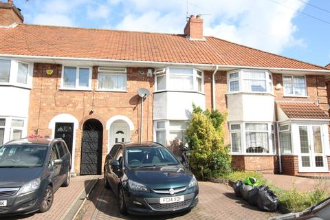 3 bedroom terraced house to rent - College Road, Birmingham, B44 0AN