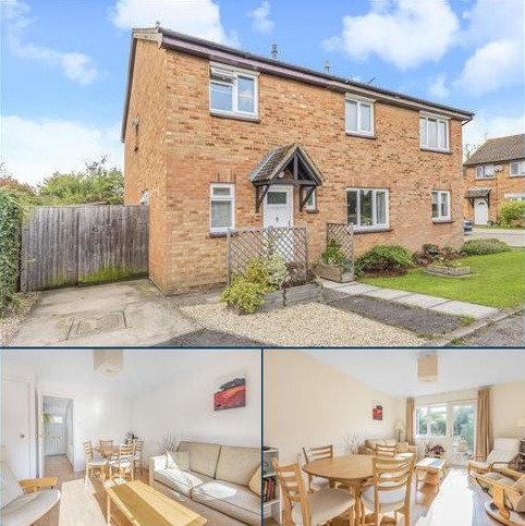 2 bedroom house for sale - Meadow Way, Yarnton, Oxford, OX5
