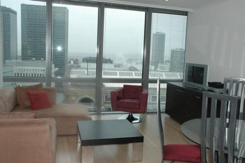 1 bedroom flat to rent - No. 1 West India Quay, 26 Hertsmere Road, Canary Wharf, E14