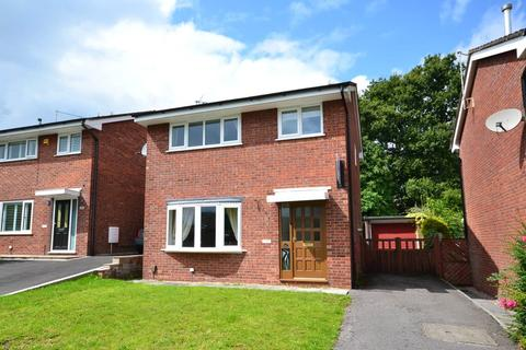 3 bedroom detached house for sale - Brookhouse Close, Macclesfield