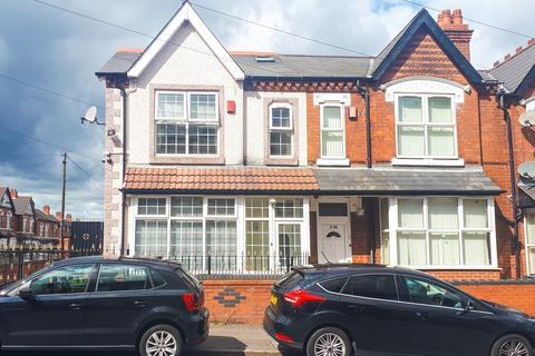 4 bedroom semi-detached house to rent - Rottonpark Road, Birmingham, B16 0LA
