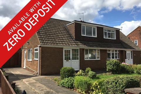 2 bedroom semi-detached house to rent - Tunstall Avenue, Billingham