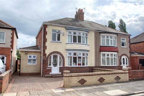 3 bedroom semi-detached house for sale - Del Strother Avenue, Grangefield