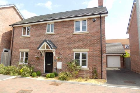 4 bedroom detached house for sale - Kilby Crescent, Blunsdon St Andrew, Swindon, SN25