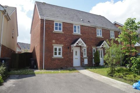 3 bedroom semi-detached house to rent -  Lakeside Avenue, Nantyglo, Ebbw Vale, NP23