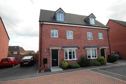 4 bedroom semi-detached house for sale - Mason Road, Melton Mowbray, LE13