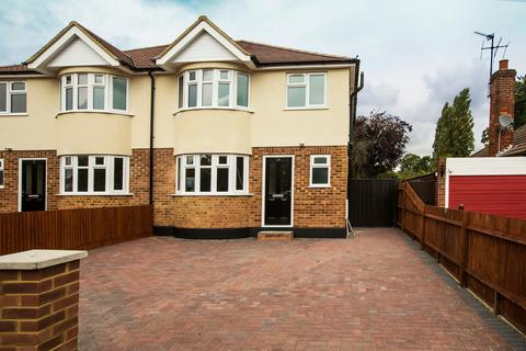 3 bedroom semi-detached house to rent - Cressingham Road,, Reading, RG2 7JE