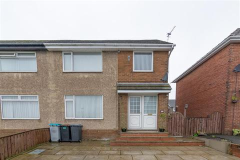 3 bedroom semi-detached house for sale - Dere Road, Consett, Consett, DH8 7HY