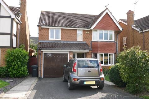 4 bedroom detached house for sale - Hagley Close, Market Harborough, Leicestershire