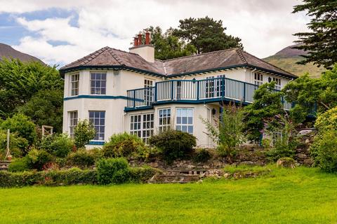 5 bedroom detached house for sale - Graiglwyd Road, Penmaenmawr, North Wales
