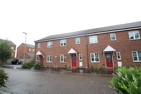 3 bedroom terraced house to rent - Grantham, Dexter Avenue
