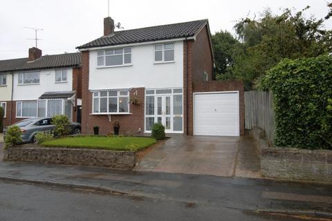 3 bedroom detached house for sale - Somerset Avenue, Rugeley