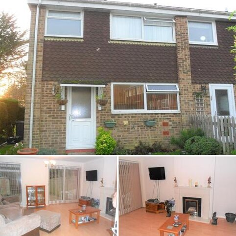 3 bedroom end of terrace house for sale - Pleasance Way, New Milton