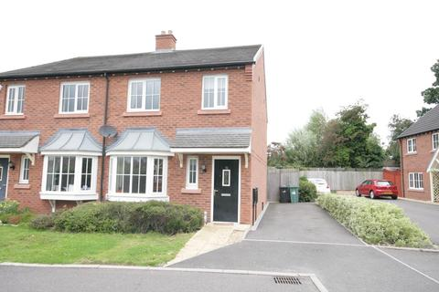 3 bedroom semi-detached house to rent - Hastings Road, Nantwich