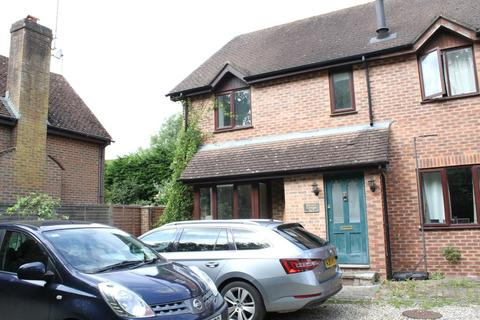 3 bedroom end of terrace house for sale - Post Office Road, Inkpen