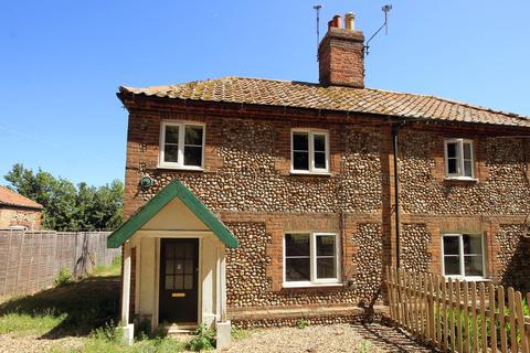 2 bedroom cottage to rent - Swaffham Road, East Raynham
