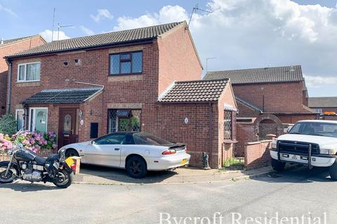 1 bedroom semi-detached house for sale - Burgess Close, Caister-on-sea