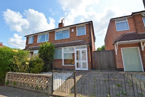 3 bedroom semi-detached house for sale - Bridevale Road, Leicester, LE2 8DA