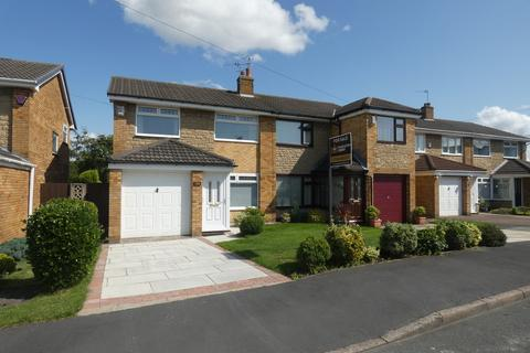 3 bedroom semi-detached house for sale - Stirling Crescent, St. Helens