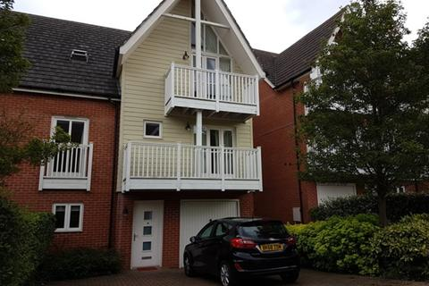 5 bedroom detached house to rent - Woodshires Road, Solihull