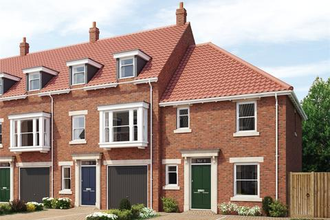 3 bedroom end of terrace house for sale - Breck Gardens, North Terrace, Mildenhall, Bury St. Edmunds, IP28