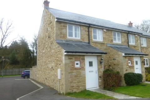 2 bedroom terraced house to rent - Crawley Dene, Powburn, Northumberland