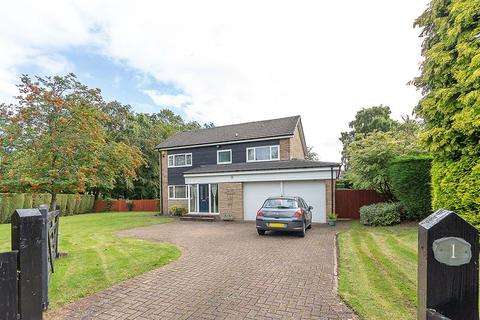 4 bedroom detached house for sale - Hadrian Court, Darras Hall, Ponteland