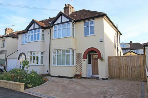 3 bedroom semi-detached house for sale - Lyndhurst Road, Westbury On Trym