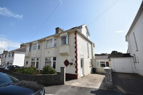 5 bedroom semi-detached house for sale - 77 Parkfields Road, Bridgend CF31 4BJ