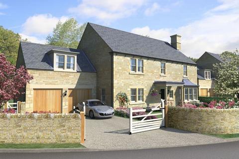 5 bedroom detached house for sale - Roe Haugh, Plot 1, Ashford Grove, Mitford, Morpeth