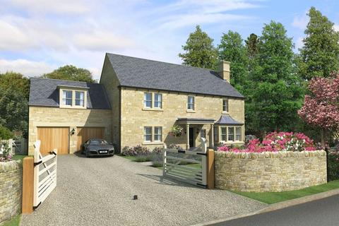 5 bedroom detached house for sale - Harewood House, Plot 2, Ashford Grove, Mitford, Morpeth