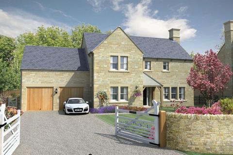 5 bedroom detached house for sale - Broad Leaves, Plot 6, Ashford Grove, Mitford, Morpeth