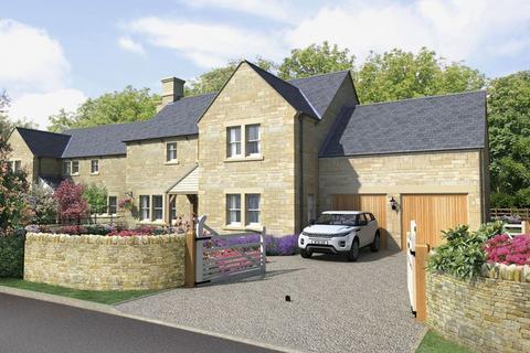 4 bedroom detached house for sale - The Oaks, Plot 7, Ashford Grove, Mitford, Morpeth