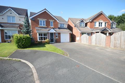 4 bedroom detached house for sale - Washington Close, Widnes