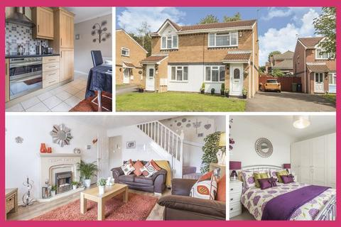 2 bedroom semi-detached house for sale - Birchwood Gardens, Cardiff - REF# 00007471 - View 360 Tour at