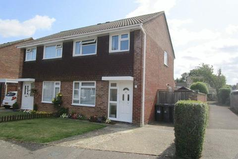 3 bedroom semi-detached house for sale - Muscliff