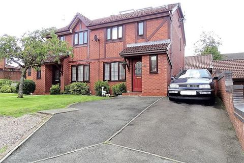 3 bedroom semi-detached house for sale - Peachtree Close, Fulwood, Preston