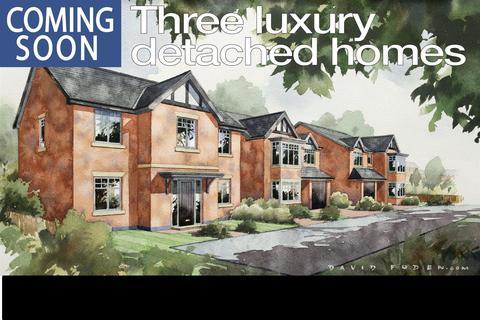5 bedroom detached house for sale - Scholes Lane, Prestwich, Manchester